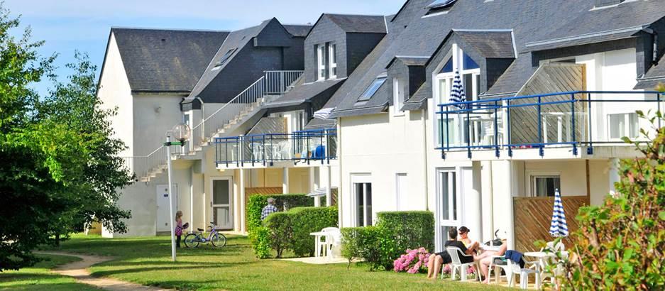 Residence-de-Tourisme-de-La-Voile-d-Or-Ile-aux-Moines-Morbihan-Bretagne-Sud © ©IAM
