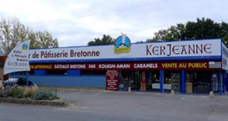 Pâtisserie Kerjeanne ©
