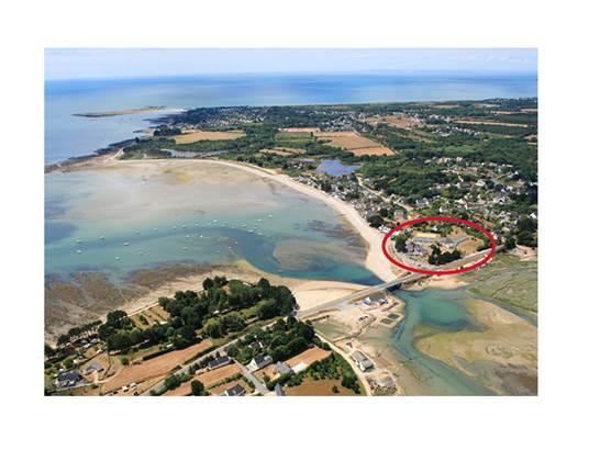 Maison-Marine-Marie-Le-Franc-Sarzeau-Presqu'île-de-Rhuys-Golfe-du-Morbihan-Bretagne-sud © Maison Marine Marie Lefranc