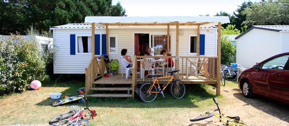 Camping-Belle-Plage-Ploemeur-Morbihan-Bretagne-Sud © Camping-Belle-Plage-Ploemeur