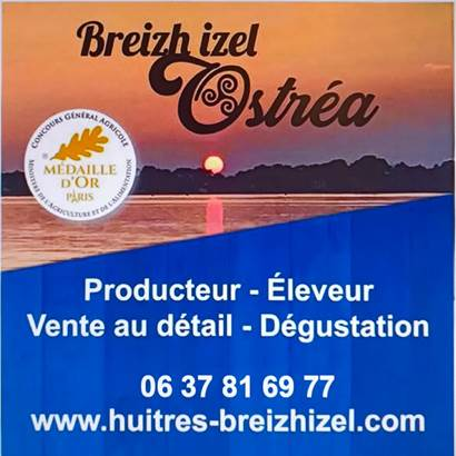 Restaurant - Breizh izel ostrea  ©