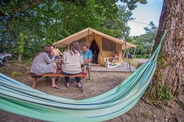 AU GRE DES VENTS - Camping à Rochefort-en-Terre - Morbihan - Bretagne Sud © Sites et Paysages 2015_Kinaphoto