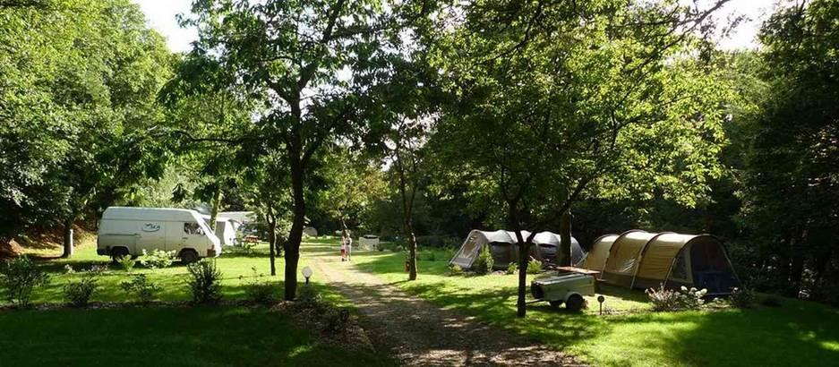 Camping-de-Pont-Calleck-Inguiniel-Morbihan-Bretagne-Sud © Camping-de-Pont-Calleck-Inguiniel