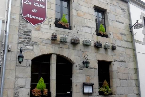 Restaurant-LaTabledeMorvan-Gourin-Pays-Roi-Morvan-Morbihan-Bretagne-Sud © Catherine Perrot