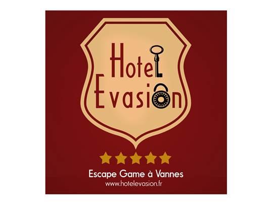Hôtel Evasion Escape Game-Vannes-Morbihan Bretagne Sud ©