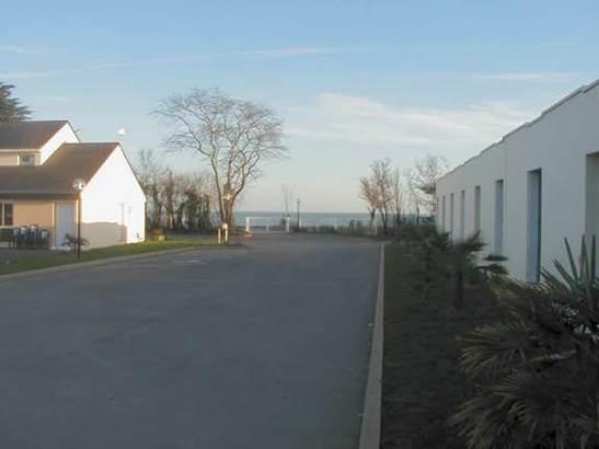 Vue-Maison-Marine-Marie-Le-Franc-Sarzeau-Presqu'île-de-Rhuys-Golfe-du-Morbihan-Bretagne-sud © Maison Marine Marie Le Franc
