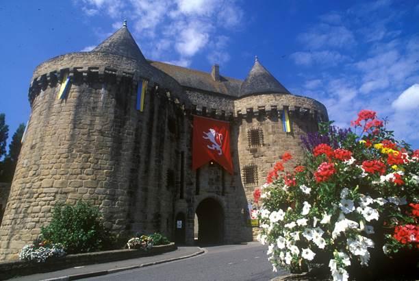 musee-tours-broerec'h-hennebont-Groix-Lorient-morbihan-bretagne-sud © Musée des Tours Broërec'h