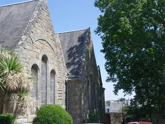 Eglise Saint Joseph 3 La Trinite sur Mer - Morbihan Bretagne Sud © Office de Tourisme