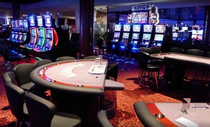 Casino-de-Larmor-Plage-Larmor-Plage-Morbihan-Bretagne-Sud © Casino Larmor Plage