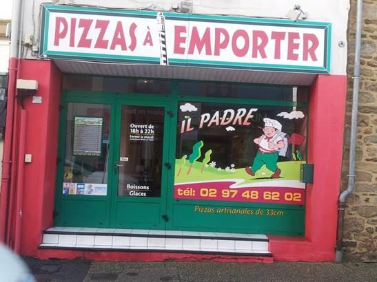 Pizzeria Il Padre-Muzillac-Tourisme Arc Sud Bretagne ©
