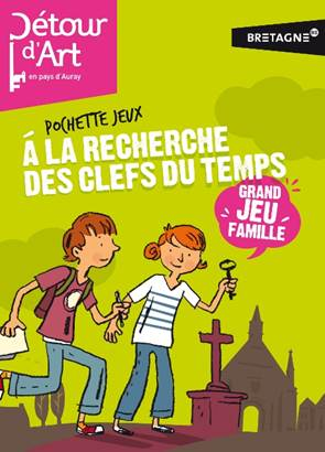 © A la recherche des Clés du Temps - Détour d'Art