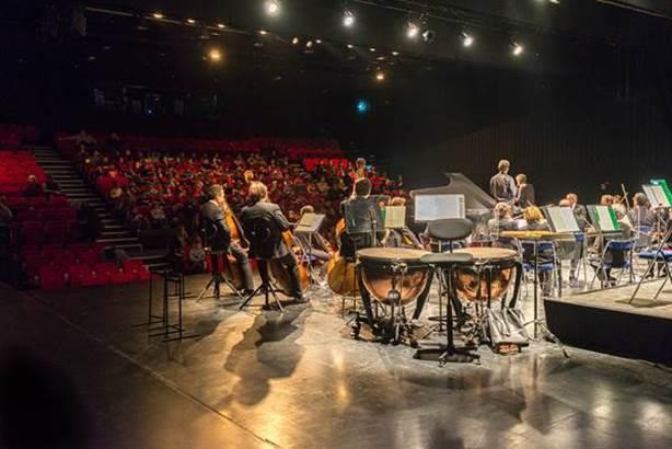 Alessandro Gui © Concert Orchestre Symphonique de Bretagne - Questembert