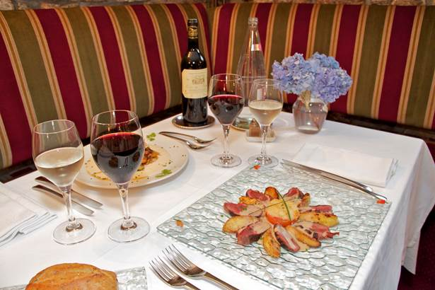 31-hotel-logis-letylann-saintave-restaurant ©