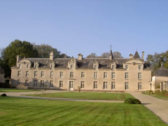 Chateau de La Villeder © OTPM