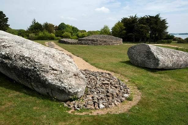 Site-des-megalithes-de-Locmariaquer-Morbihan-Bretagne-Sud © Site-des-megalithes-de-Locmariaquer