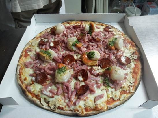 Pizza il padre ©