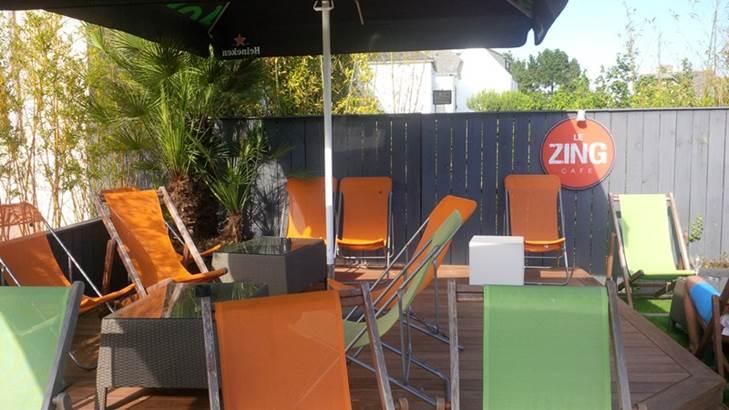 Le Zing Café - 4 - La Trinité-sur-mer - Morbihan Bretagne Sud © Le Zing