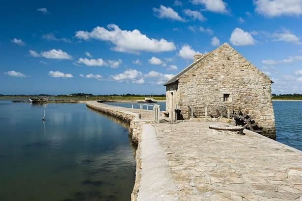 Ile d'Arz - Golfe du Morbihan © crtb-dubois+xavieR