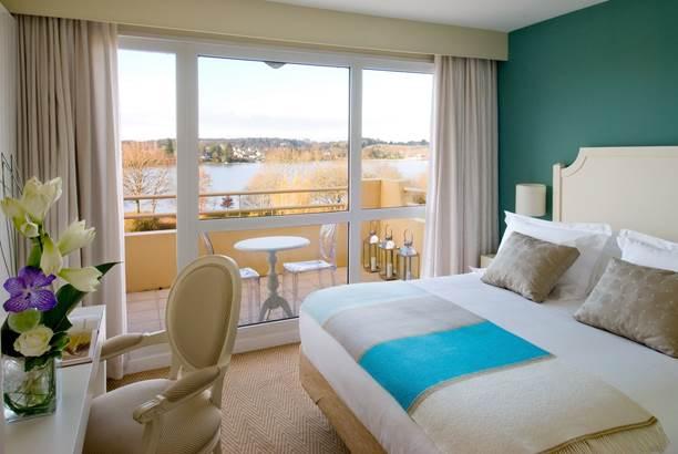 Hôtel-Le-Roi-Arthur-Ploërmel-Morbihan-Bretagne-Sud © Hotel le Roi Arthur