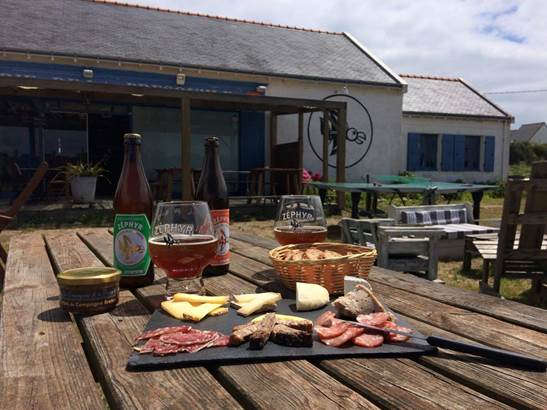 Brasserie-de-la-presqu'ile-Quiberon-Morbihan-Bretagne-Sud ©