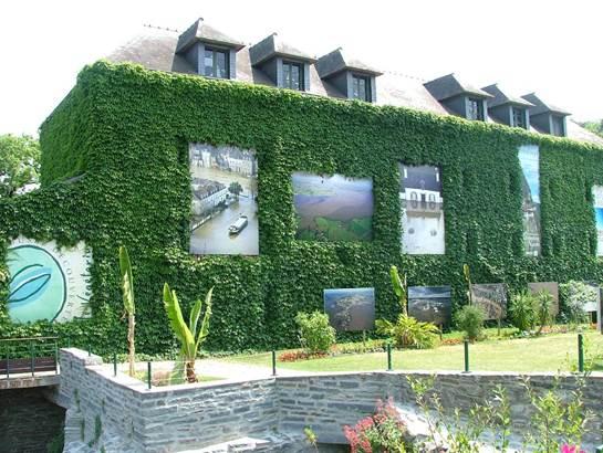 La Gacilly - Morbihan Bretagne Sud © CDT56