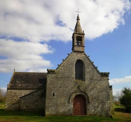 Chapelle Ste-Anne-Buléon-Morbihan-Bretagne sud © Fr.Lepennetier