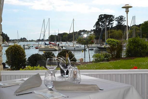 Restaurant-Best-Western-Le-Roof-Vannes-Golfe-du-Morbihan-Bretagne sud © Le Roof