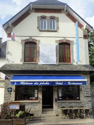 Hôtel-Retour-de-Pêche-Ploërmel-Morbihan-Bretagne-Sud © Hôtel Retour de Pêche