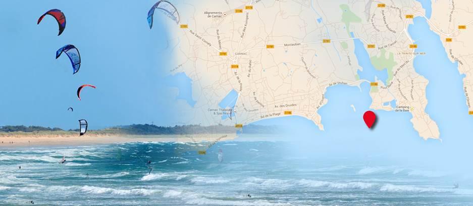 Spot-Trinité-sur-Mer-Plage-Men-Du-Morbihan-Bretagne-Sud © CDT56