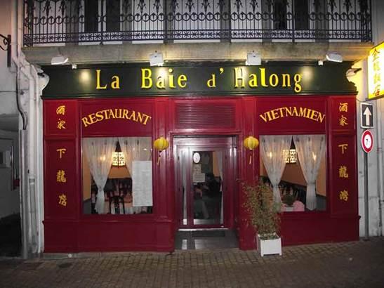 RESTAURANT LA BAIE D'HALONG-morbihan-bretagne-sud ©