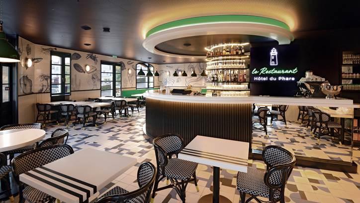 restaurant hotel du phare ©