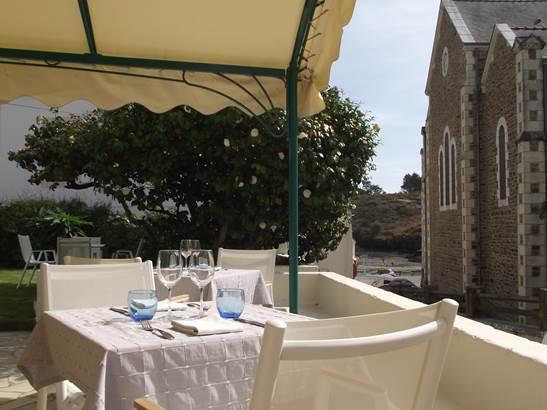 Restaurant roz Avel ©