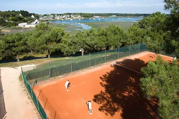 Tennis-club-Quéhan-saint-philibert-morbihan-bretagne-sud ©