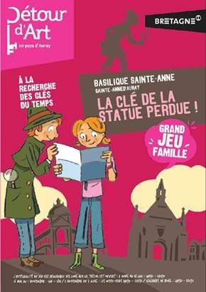 otac © Un Noël à Ste-Anne - Grand Jeu Détour d'Art : « A la recherche de la Statue Perdue »
