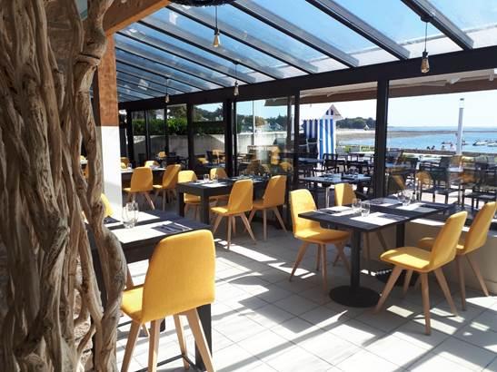 Restaurant-du-Port-Sarzeau-Presqu'île-de-Rhuys-Golfe-du-Morbihan-Bretagne sud © Restaurant du Port