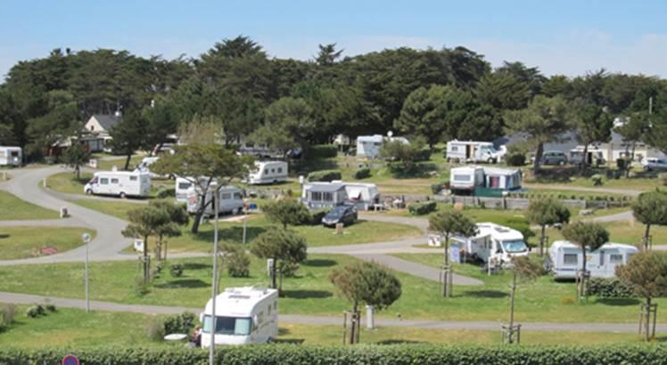 Camping du Goviro-Quiberon-Morbihan-Bretagne Sud © mairie