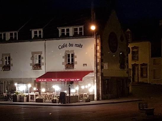 Bar Café du Midi-Quiberon-Morbihan-Bretagne Sud © Café du Midi