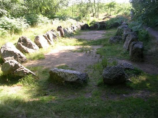 Le jardin aux moines © Office de Tourisme du Pays de Mauron