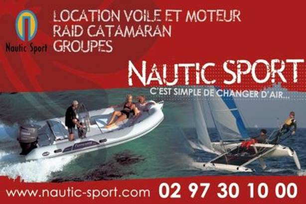 Nautic Sport - La Trinite sur Mer - Morbihan Bretagne Sud © Nautic Sport