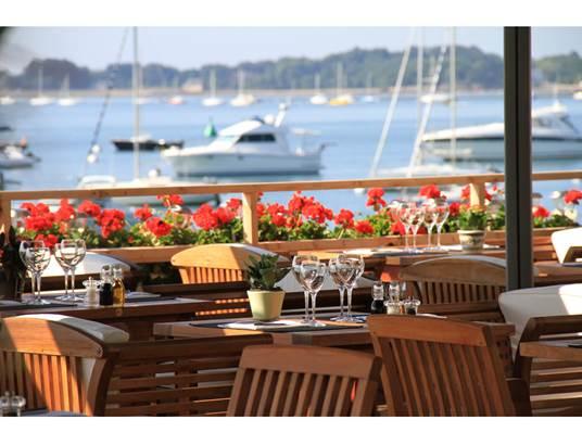 Restaurant-Les-Vénètes-Arradon-Golfe-du-Morbihan-Bretagne sud © Les Vénètes