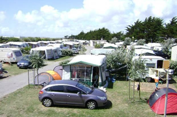 Emplacements-Camping-La-Grée-Penvins-Sarzeau-Presqu'île-de-Rhuys-Golfe-du-Morbihan-Bretagne sud © Camping La Grée Penvins