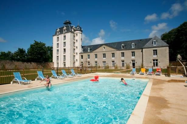 Odalys vacances château de Keraveon Morbihan Bretagne Sud n°1 © Odalys vacances