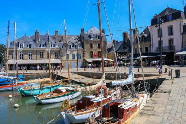 Port de Saint Goustan © Loic Kersuzan