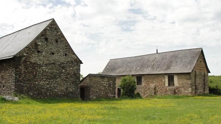PrieureStEtienne-Guer-Morbihan-Bretagne-Sud © Association Les Landes