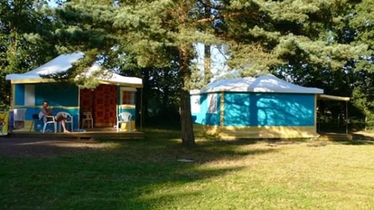 Camping de Brocéliande ©