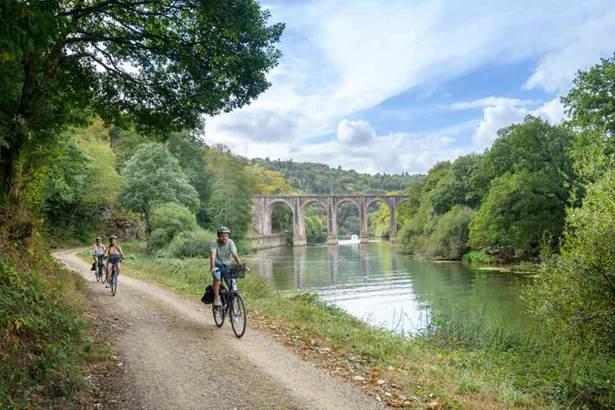 rando vélo en pays de Redon © Emmanuel Berthier