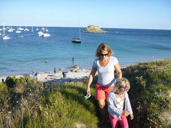 Catimini-Plaisance-Presqu'île-de-Rhuys-Golfe-du-Morbihan-Bretagne Sud © Catimini Plaisance