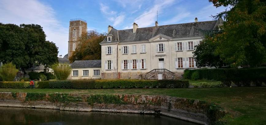 Gîte Le Chateau - Billiers - Morbihan Bretagne Sud ©