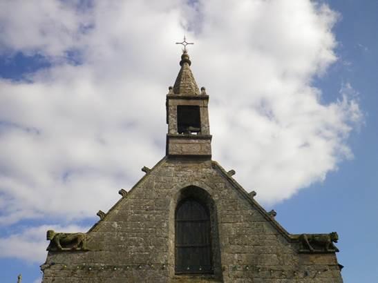Chapelle Ste-Anne-Buléon-Morbihan-Bretagne sud © Fr. Lepennetier