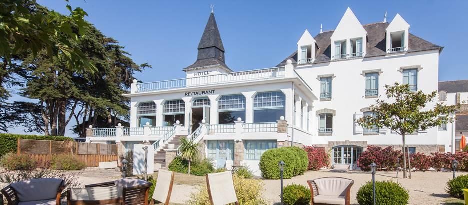 Hotel-Restaurant-Le-Tumulus-Carnac-Morbihan-Bretagne-Sud © Hotel-Restaurant-Le-Tumulus-Carnac